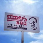 Elmer's Barbque in Tulsa