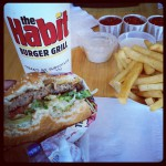 The Habit Burger Grill in Fresno, CA