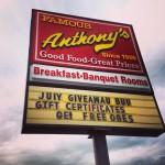 Famous Anthony's - Salem in Salem