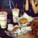 Five Guys Burgers and Fries in Cerritos, CA