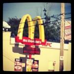 McDonald's in Halifax, NS