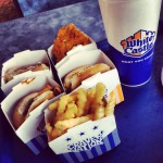 White Castle in Lincoln Park