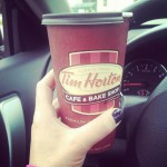 Tim Horton's in Rochester