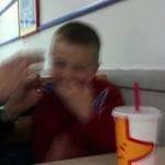 Carls Jr in Sulphur