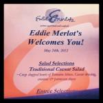 Eddie Merlot's in Columbus, OH