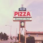 A & B Pizza in Bismarck