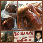 Big Mama's BBQ Express in East St Louis