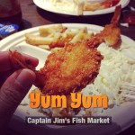 Captain Jim's Fish Market in Rochester, NY
