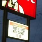 Kentucky Fried Chicken in Lumberton