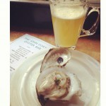 The John Dory Oyster Bar in Manhattan