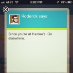 Hardee's in Omaha