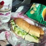 Mr M's Sandwich Shop in Hollywood
