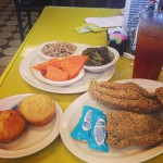Ms B MandM Soulfood in Inglewood