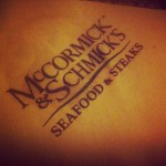 McCormick & Schmicks Seafood in Minneapolis
