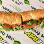 Subway Sandwiches in Seal Beach
