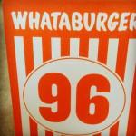 Whataburger in Greenville, TX
