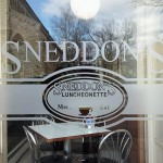 Sneddons Luncheonette in Lambertville, NJ