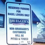 Bruegger's in Rochester