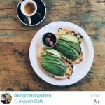 Awaken Cafe in Oakland