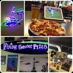 Flying Saucer Pizza in Redmond