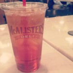Mcalister's Deli in Knoxville, TN