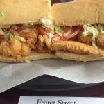 Freret Street Po-Boy and Donut Shop in New Orleans