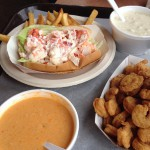 Wood's Seafood in Plymouth, MA