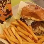 Mahaloha Burger in Honolulu