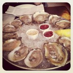 Thames Street Oyster House in Baltimore