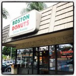 Boston Donuts in La Habra, CA
