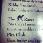 Pita Cafe the in Birmingham