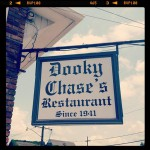 Dooky Chase Restaurant in New Orleans, LA