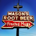 Mason's Root Beer Drive In in Washington
