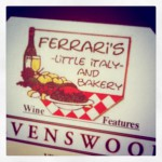 Ferrari's Little Italy & Bakery in Cincinnati