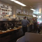 Waffle House in Milton
