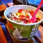 Tutti Frutti Frozen Yogurt in Newport Beach