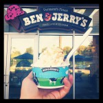 Ben and Jerry's in Rancho Mirage, CA