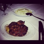 Ruth's Chris Steak House in Weehawken