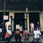 Tujague's Restaurant in New Orleans