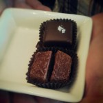 L.A. Burdick Chocolate in Cambridge