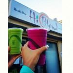 HiBlend Health Bar & Cafe in Honolulu