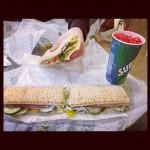 Subway Sandwiches in Cincinnati