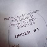 Masterpiece Delicatessen in Denver, CO