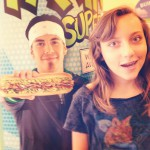 Subway Sandwiches in Newport Beach