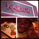 Kabuto Japanese Stkhse and Sushi in Cincinnati