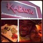 Kabuto Japanese Stkhse and Sushi in Cincinnati