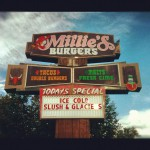 Millies Burgers in Salt Lake City