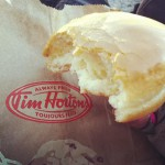 Tim Horton's in Summerland