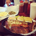 Jimbo's Barbecue in Louisville, KY