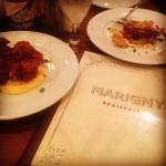The Marigny Brasserie in New Orleans, LA